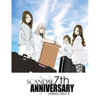 SCANDAL 7th ANNIVERSARY 2006-2013