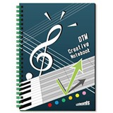 DTM Creative Notebook(ボカロP専用ノート)