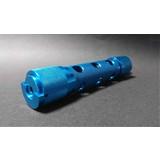アルミ製コインシリンダー CC-70C カラーモデル ブルー