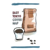 EAST TOKYO COFFEE MAP