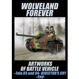 ARTWORKS OF BATTLE VEHICLE -Tale.03 und 04-DIRECTOR'S CUT -2nd-