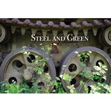 STEEL AND GREEN