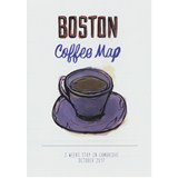 BOSTON COFFEE MAP