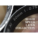 HIGH SPEED LENS COLLECTION Vol.2 CANON LENS XI