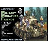 ARTWORKS OF MILITARY MINIATURE FRIENDS-Tale02-